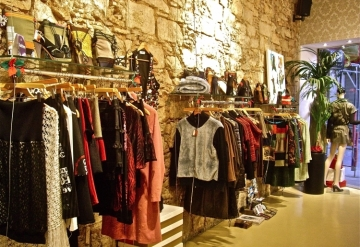 Pop-up store en el Born de Barcelona