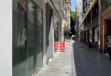 Great promotion: pop-up space in Seville