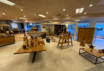 Concept store and Popup spaces