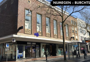 Pop-up store available in Burchtstraat