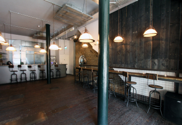 Versatile event space Shoreditch